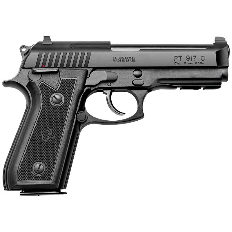Pistola taurus 917c calibre 9mm 1