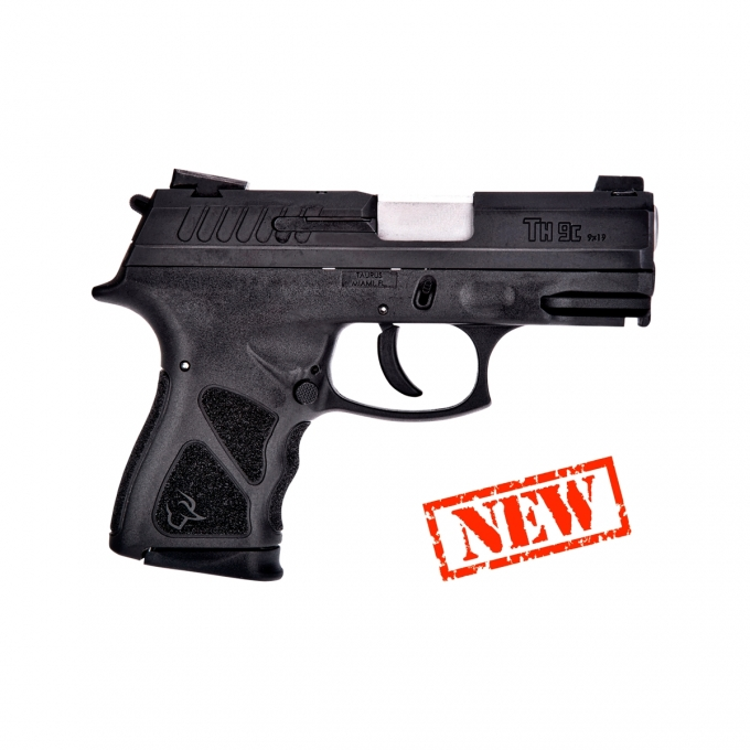 Pistola Taurus TH9 C Calibre 9mm