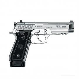 Pistola Taurus 59 S Inox Fosco 20 Tiros Calibre 380