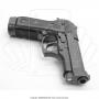 Pistola taurus 58 hc plus 20 tiros oxidada fosco calibre 380 2