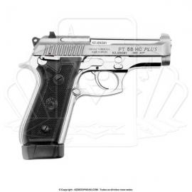 Pistola Taurus 58 HC Plus 20 Tiros Inox Fosco Calibre 380