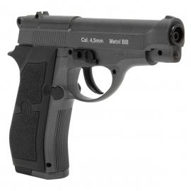 Pistola de Pressão Co2 Wingun W301 4,5mm Full Metal