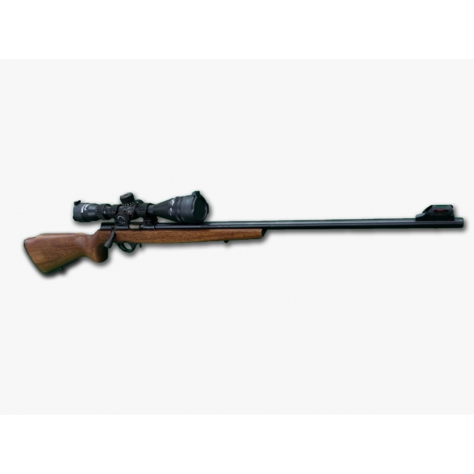 Rifle CBC 8122 Mad Cal. 22lr + Luneta T-Eagle 4-16x44 HK
