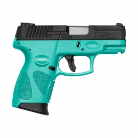 Pistola Taurus G2C 9mm Green