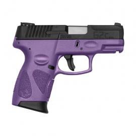 Pistola Taurus G2C 9mm Dark Purple (Roxo)