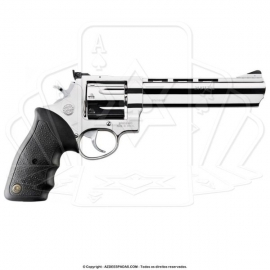 Revólver Taurus 838 Inox 6,5 polegadas 8 Tiros Calibre 38