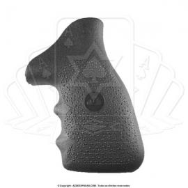 Cabo de Borracha Anatômica para Revólver Taurus 6 Tiros Executivo