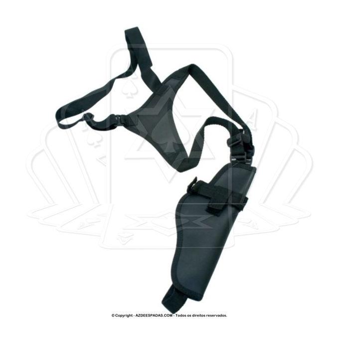 Coldre Axilar Ajustável Revólver Cal .38 de 5 Tiros 2 Polegadas