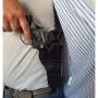 Coldre axilar ajustavel para revolver 6 tiros 4p padrao 2
