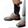 Coldre de tornozelo para revolver 5 tiros 2p para canhoto 1